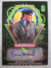 Simon Williams as Gilmore autograph / auto card #32/50 - Topps Doctor Who