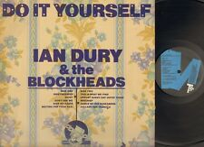 IAN DURY Do It Yourself LP 1979 STIFF Seez14 Ian Dury & and The BLOCKHEADS
