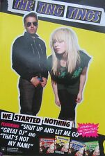 THE TING TINGS POSTER (B16)