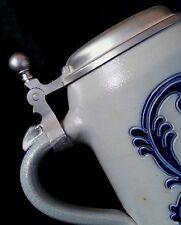 Vintage Merkelbach Manufaktur stoneware beer stein bierkrug 5.5 inches Germany