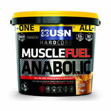 USN Muscle Fuel Anabolic 4kg Vanilla 6009694862356