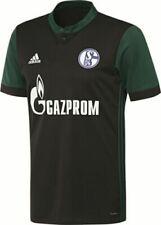 Fußball-Fan-Trikots vom FC Schalke 04