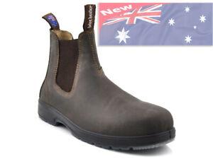 """Blue Heeler """"Outback"""" Safety Dealer Boot"""