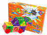 Mag-Genius Magnetic Building Blocks Tiles Construction Stacking Toy Set Game 3D