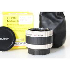 Soligor AF Pro Tele-Converter 2x für Canon