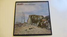 "RUSH. A FAREWELL TO KINGS. 12"" LP. Canadian ANTHEM. ANR-1-1010."
