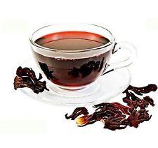 "ORGANIC HIBISCUS FLOWERS Herbal tea  - the ""Botox plant"", Karkade Or Sour Tea"