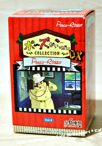 """PORCO ROSSO ONE RANDOM """"BLIND BOX"""" FIGURE From set/6 Pose Collection Vol #4"""