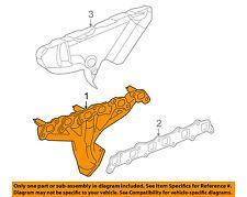 GM OEM-Exhaust Manifold 88890560