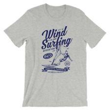 Wind Surfing T-Shirt. 100% Cotton Premium Tee New