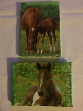 Decoupage Picture Set Handmade Pictures Size:17,5/12,5cm or 7/5 Inches