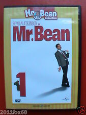 Mr Bean Collection Rowan Atkinson DVD N°1 usato 4 Episodi Televisivi 170 Minuti
