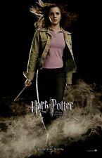 Harry Potter and the Goblet Of Fire movie poster print : Hermione (Emma Watson)