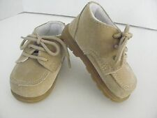 f7414d29f70078 Infant Baby Toddler Sand-color Suede-style Casual SHOES ~Size 2~ 3