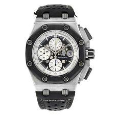 Audemars Piguet Royal Oak Offshore Titanium & Ceramic Watch 26078I0.D001VS.01