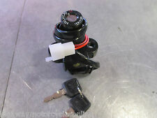 HONDA CLR 125 CITYFLY REPLACEMENT IGNITION KEY SWITCH 2 X KEYS 2 WIRE