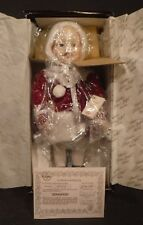New Knowles Doll Jennifer 1987 From Yolanda's Picture-Perfect Babies Collect COA