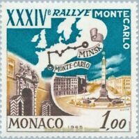 EBS MONACO 1964 - Rallye Minsk-Monte Carlo - YT 662 MNH**