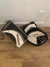 Boddam Air-Air Lite Blocker /Simmons Ultra Light Goalie Catcher. Good Condition