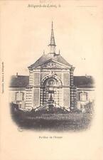 CPA 45 BELLEGARDE DU LOIRET PAVILLON DE L'ECUYER (dos non divisé)