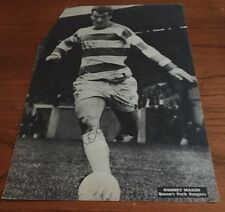 Rodney Marsh - Queens Park Rangers - Signed.