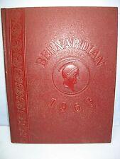 1963 Bernardian, Bernards High School, Bernardsville, New Jersey Yearbook