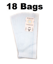 18 Vacuum Bags for Riccar Type B for 8000 and 8900 Series