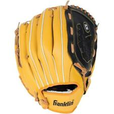 Franklin Adult Field Master Series 13-Inch Baseball Glove Yellow/Black