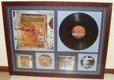 VERY RARE LOT Funkoars oz hip hop Australian MEMORABILIA SIGNED FRAMED RECORD
