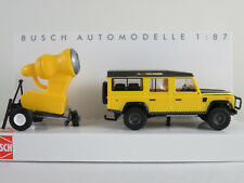 Busch 50355 Land Rover Defender 110 (1983) mit Schneekanone 1:87/H0 NEU/OVP