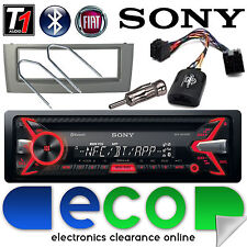 Sony Bluetooth CD MP3 USB Ipod Iphone Radio Stereo Kit & FP-01-07/G Fascia Kit