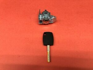 2011-2019 FORD FIESTA DRIVER FRONT LEFT DOOR LOCK CYLINDER WITH KEY NEW!