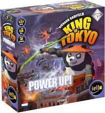 MW| KING OF TOKYO POWER UP EXP NL- DUTCH VERSION- | IELLO GAMES / ENIGMA DIST.