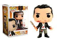 The Walking Dead Negan (Clean Shaven) Pop! Funko television Vinyl Figure n° 573