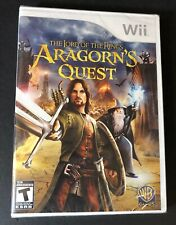 The Lord of the Rings [ Aragorn's Quest ] (Wii) New