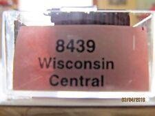 JTC - 57 ft. Mechanical Refrigerator Car  (Wisconsin Central)