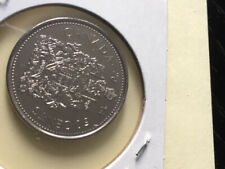 Canada 50-cent Uncirculated 2014