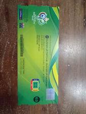 FIFA WM 2006 VIP-Fahrer Complimentary Ticket Spiel um 3. Platz Stuttgart