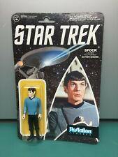 NEW Funko Spock ReAction Figure Star Trek
