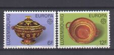 LUXEMBOURG, EUROPA CEPT 1976, HANDICRANFTS, MNH