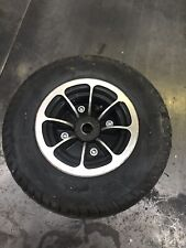 sterling s700 mobility scooter Parts Rear Wheel And Tyre Brake Disc Side