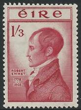 IRELAND 1953 Robert Emmet Anniversary 1/-3d  SG 157 MNH