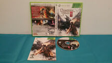 Dungeon Siege III (Microsoft Xbox 360, 2011) Case-disc & manual
