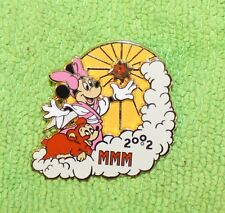 Disney Cast Member Exclusive Minnie Mouse MMM 2002 Limited Edition Pin