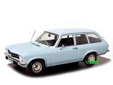 Opel Ascona Voyage 1970 Azul Claro / MINICHAMPS 1:43
