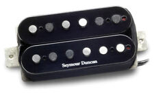 Seymour Duncan SH-3 Stag Mag Alnico II Staggered Humbucker Pickup, 4 Cond, Black