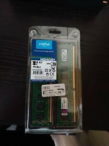 Kingston 8 GB DDR3 SDRAM 1600 MHz DIMM 240