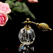 1/12 Plastic Dollhouse Miniature Bathroom Bedroom Transparent Perfume Bottle Toy