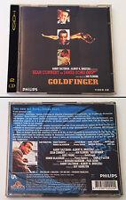 Philips CD-i / VCD / CDI - James Bond 007 - Goldfinger de Guy Hamilton - VF