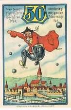 Duitsland stadsgeld / Notgeld - Rinteln - 50 pfennig (1323)